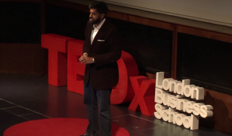 TEDx: Financial inclusion in the information age