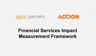 An Agile approach to Impact Measurement