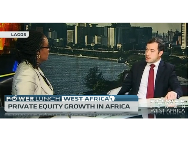 Matteo Stefanel talks to CNBC Africa about investing in financial services