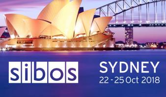Udayan Goyal moderating the Future of Money panel at Sibos in Sydney