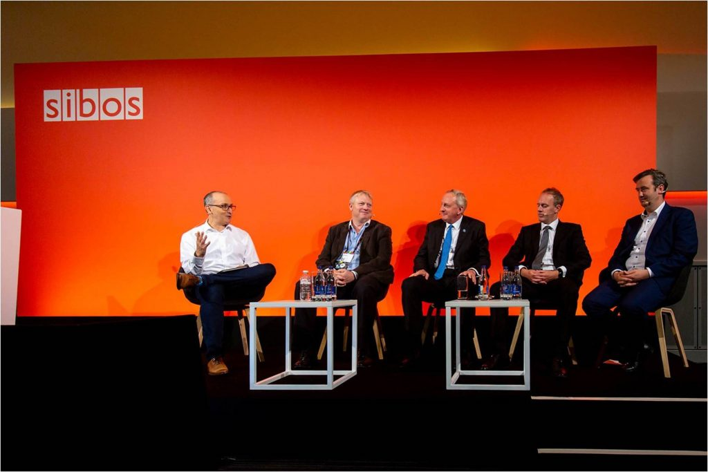 "Apis Partners and Swift held ""The SIBOS Global Leaders Event"" in London on Wednesday, 25th September 2019"