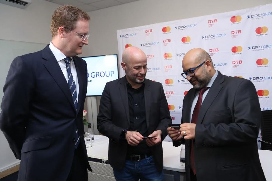 Firms team up to extend digital payments to global markets